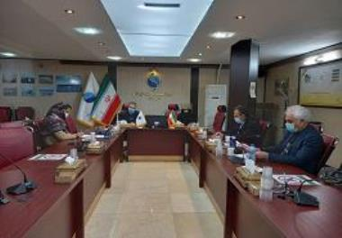 Joint meeting of Iranian Fisheries Science Research Institute with the First Secretary of Embassy of Cuba in Iran