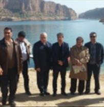 Visiting the Shabankareh District in Bushehr province